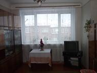 Продам 1-х комнатную Теплая, уютная, чистая квартира в спокойном районе левобере