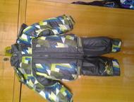костюм на мальчика Продам абсолютно новый костюм на мальчика 3 лет, весна-осень.