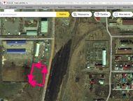 Участок 60 сот (промназначение) Продам участок земли промназначения. В Аренде до