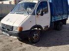 ГАЗ ГАЗель 3302 2.4МТ, 1997, 200000км