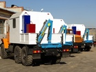 Скачать бесплатно foto Грузопассажирский фургон Аварийно-ремонтные машины от производителя МЗСА, г, Миасс 38845008 в Миассе