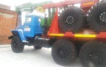 Лесовозы Урал 55571-1151-70 М, 2015 г, в, Е-4 с манипуляторами Лизинг Доставка по РФ