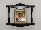 Изображение в Мебель и интерьер Другие предметы интерьера Полка для икон (собственное производство) в Минске 45
