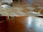 Свежее изображение Другие строительные услуги Реставрация и восстановление деревянного пола, паркета 37401475 в Минске