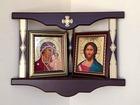 Скачать бесплатно фотографию Другие предметы интерьера Полка для икон угловая 39116692 в Минске