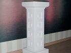 Скачать изображение  Подставка-колонна для цветов (постамент) 65598999 в Минске