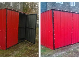 Скачать бесплатно foto Строительные материалы Хозблоки (сарай) для инвентаря 33251548 в Мосальске