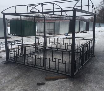 Фото в Строительство и ремонт Строительные материалы Каркас изготовлен из проф. трубы 40*40 мм, в Мосальске 22000