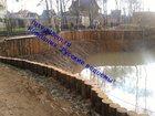 Скачать бесплатно изображение  берегоукрепление водоема габионами 32624729 в Москве