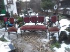 Скачать бесплатно изображение  Старинный диван и два кресла, 34215796 в Москве
