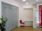 Изображение в Услуги компаний и частных лиц Разные услуги Стеклянные перегородки и двери для офисных в Москве 7000