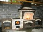 Увидеть фото Другие строительные услуги Кладка камины печи барбекю 34976664 в Moscow