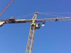 Скачать бесплатно foto Кран Аренда полностью исправного башенного крана Potain MD 208 (Москва) 35722071 в Москве