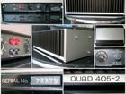 Фото в Бытовая техника и электроника Аудиотехника QUAD 405-2 - старенький, английский, винтажный в Москве 29999