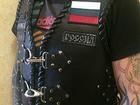 Свежее foto Разное Кожаные байкерские жилеты на заказ, Кожевенная мастерская Славкождел, 37432140 в Москве