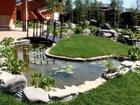 Новое foto Дизайн интерьера Ландшафтный дизайн, Проектирование и строительство садовых водоемов, 37937807 в Москве