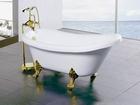 Изображение в Сантехника Ванны Новая ванна отдельностоящая на ножках. в Москве 35000