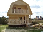 Смотреть foto Агентства недвижимости Каркасные и брусовые дома, бани из бруса - Ск Пестовострой 38872971 в Москве
