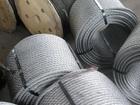 Смотреть фото Разное Провод стальной из стальных оцинкованных проволок по ГОСТ 3282-74 I группы 38970363 в Москве