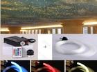 Свежее изображение Разное Готовые комплекты ( и под заказ) для монтажа Звездного Неба на потолке 39200004 в Москве