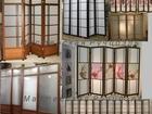 Увидеть фото Разное Изготовление ширм и перегородок, Ширмы декоративные 39200514 в Москве