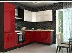 Смотреть фотографию Мебель для прихожей Купить недорого кухонные гарнитуры из пластика 39486377 в Москве