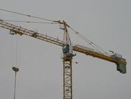 Продаём башенный кран Potain Mc 310к12 – 2008 года выпуска Продаём башенный кран