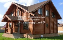 Готовый дом в коттеджном поселке в Подмосковье