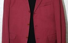 Малиновый пиджак для Дискотеки 90-х