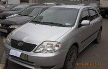 Тойота королла 2003 г