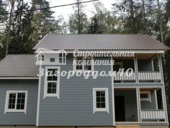 Новое фотографию Загородные дома Дом в коттеджном поселке по Калужскому шоссе 30428485 в Москве