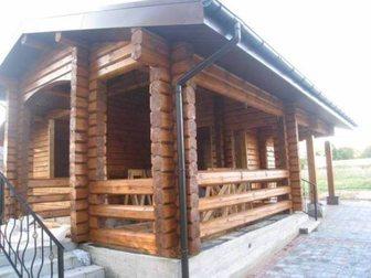 Скачать бесплатно фото Строительство домов Строительство деревянных домов 32150900 в Москве