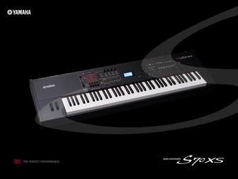 Скачать бесплатно фото Музыка, пение Yamaha S70XS для студий и концертов 32459898 в Москве