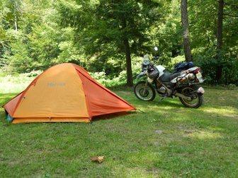 Просмотреть изображение Товары для туризма и отдыха Палатка Marmot Ajax 2, Новая 32673894 в Москве