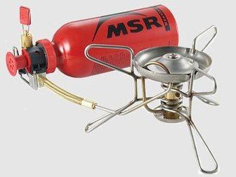 Скачать бесплатно фото Спортивный инвентарь Жидкотопливная горелка MSR WhisperLite 32673950 в Москве