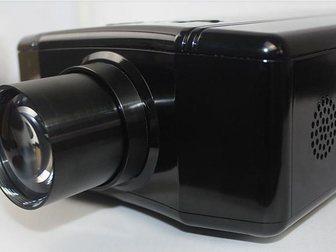 Свежее фото  RuiQ SV-856 60W светодиодный мультимедийный 3D-проектор (VGA HDMI AV TV USB) 33318251 в Москве