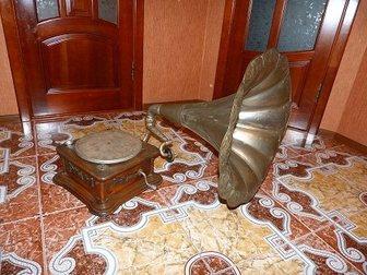 Скачать бесплатно foto Антиквариат Продам старинный Граммофон 34520600 в Москве