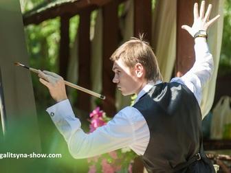 Уникальное изображение Организация праздников Танцующий художник в Москве 34797909 в Москве