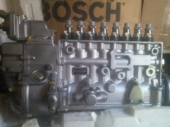 Смотреть фото  bosch 0402648608 Топливный насос на Камаз 36903705 в Новосибирске