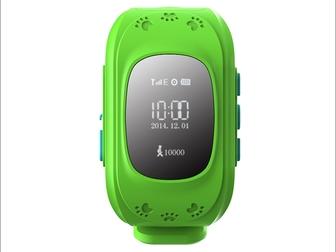 Увидеть foto Разное Заказать для ребенка Детские часы-телефон с GPS 37540822 в Москве