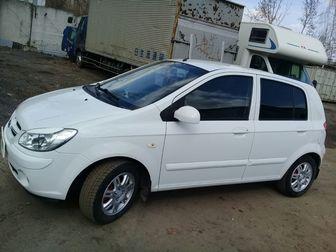 Hyundai Getz Хэтчбек в Москве фото