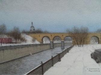 Новое фото  Купить картины современных Российских художников, 40038852 в Moscow