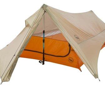 Фото в Отдых, путешествия, туризм Товары для туризма и отдыха топовая палатка Big Agnes Scout Plus UL2. в Москве 17900