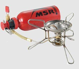 ���� � �����  ���������� ��������� �������������� ������� MSR WhisperLite  �������: � ������ 6�200