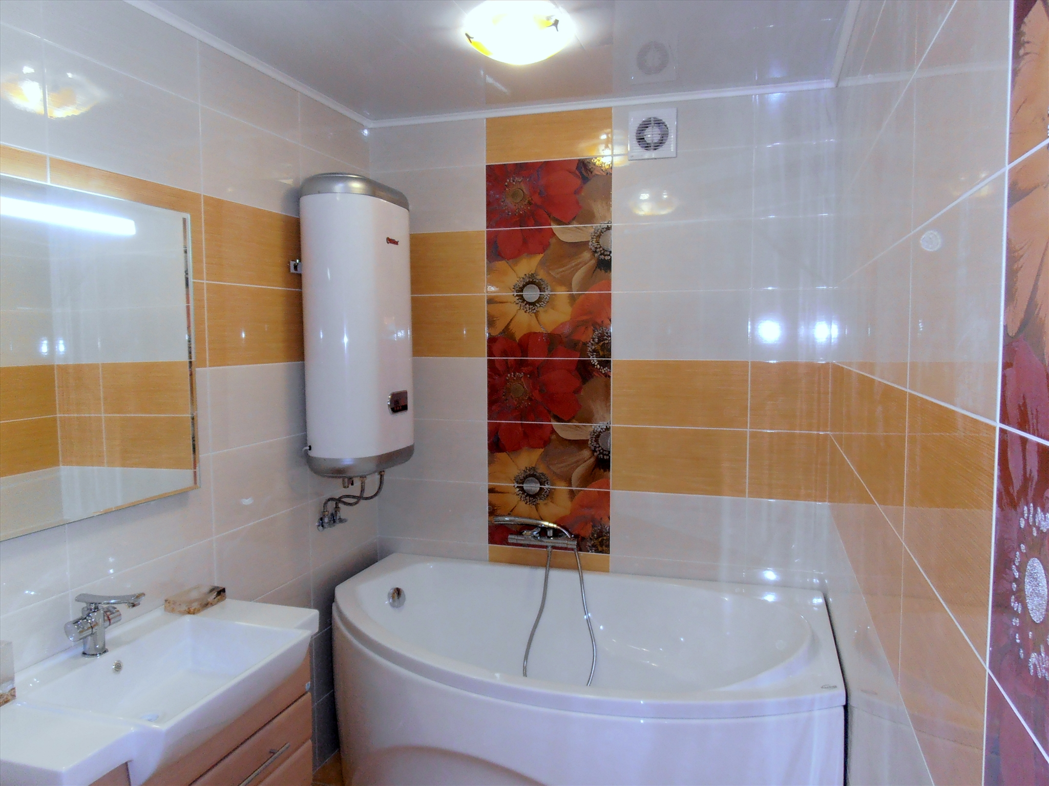 Ремонт квартир фото ванная своими руками