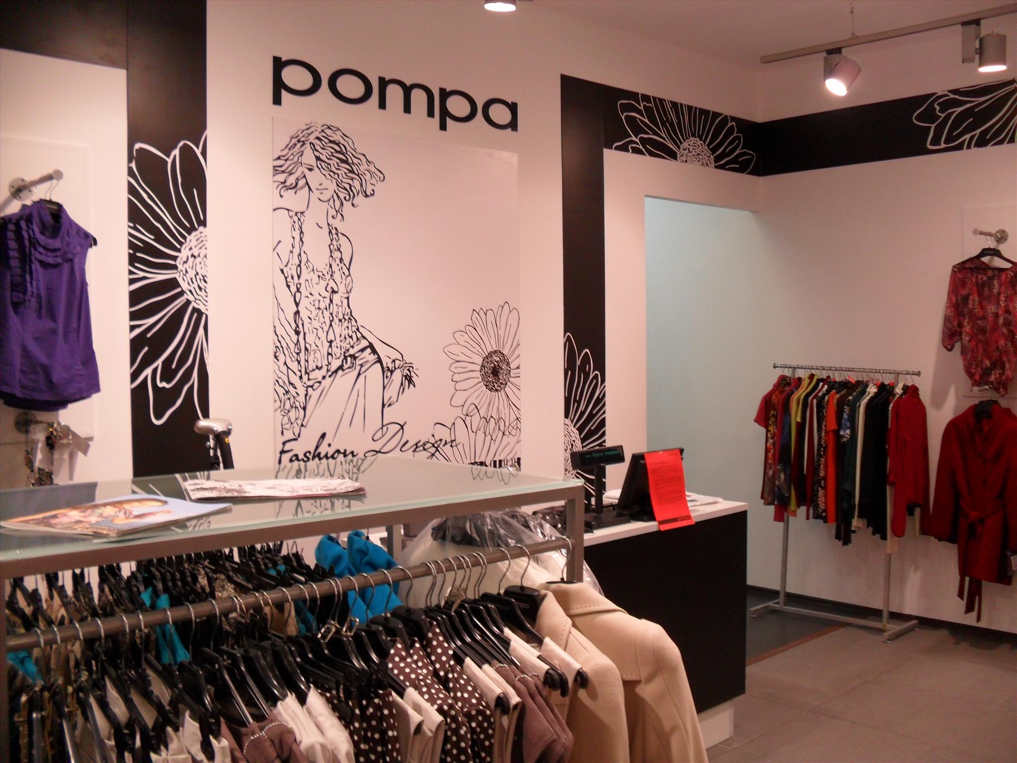 Pompa Женская Одежда