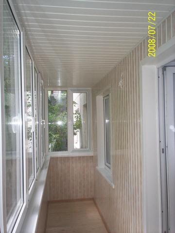 Тольятти: остекление, отделка, утепление балкона цена 9500 р.