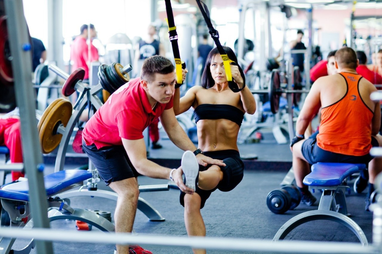 Поиск работы в сфере фитнеса, спорта, индустрии красоты.