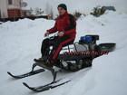 Увидеть foto Охота Лыжный модуль для мотобуксировщиков 32130616 в Москве