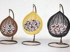 Смотреть foto  Подвесные кресла плетеные, В наличии, Новинки, 32421312 в Москве